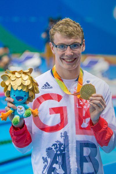 Paralympic Champion
